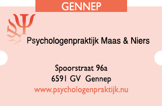Psyzorg Ad Mosam Psychologenpraktijk Maas en Niers Gennep